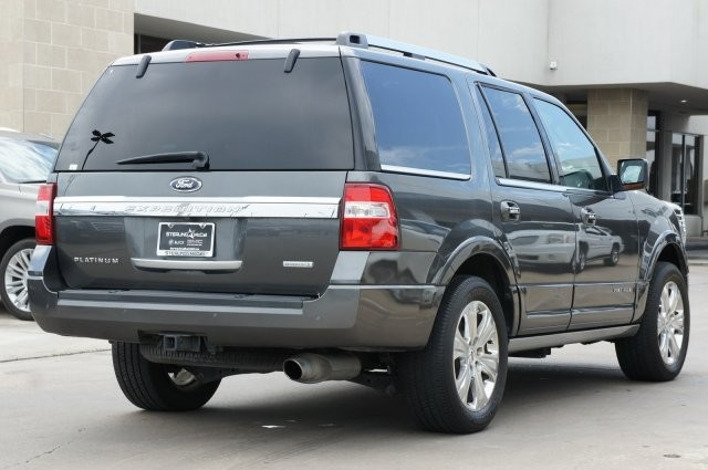 Pre-Owned 2015 Ford Expedition Platinum