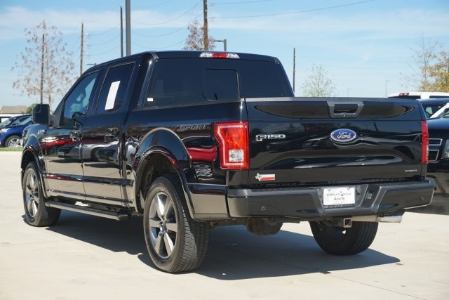 Pre-Owned 2016 Ford F-150 XLT ***PANORAMIC ROOF***