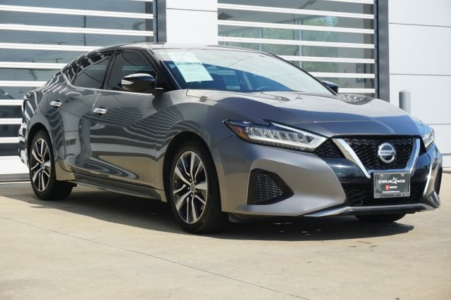 Pre-Owned 2019 Nissan Maxima SV