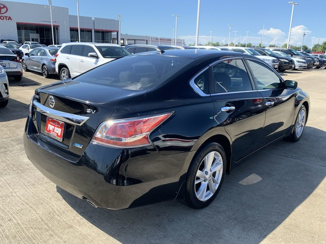 Pre-Owned 2014 Nissan Altima 2.5 SV LEATHER