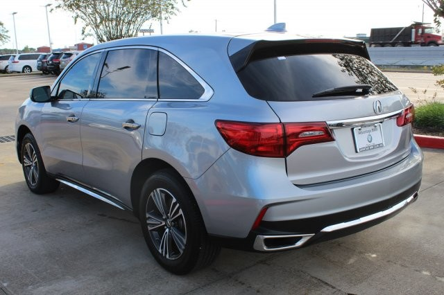 Pre-Owned 2017 Acura MDX
