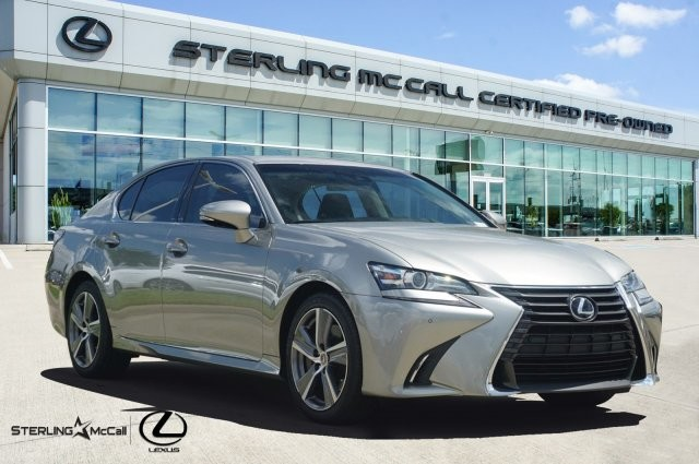 Certified Pre-Owned 2017 Lexus GS GS 350