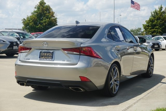 Certified Pre-Owned 2018 Lexus IS IS 350 F Sport