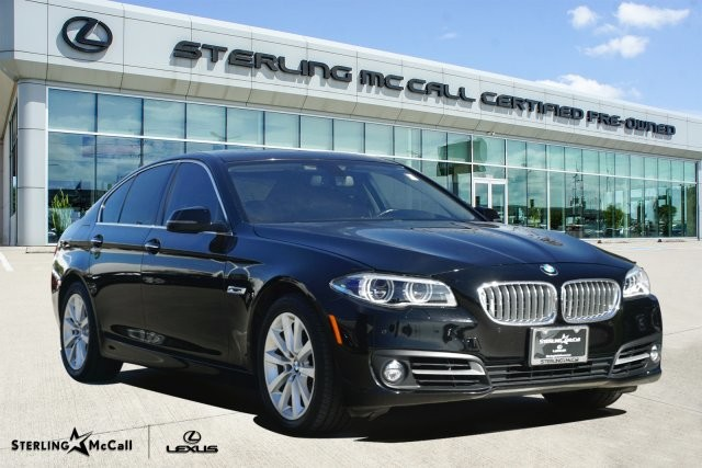 Pre-Owned 2015 BMW 5 Series 550i