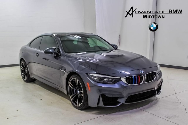 BMW M4 Coupe >> Pre Owned 2018 Bmw M4