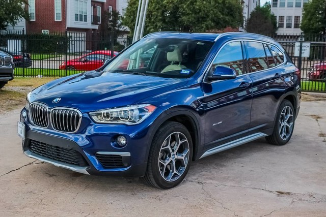 Pre Owned 2017 Bmw X1 Sdrive28i Fwd Certified Offsite Location