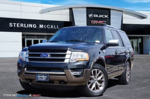 Pre-Owned 2015 Ford Expedition King Ranch
