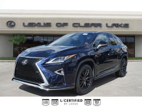 Certified Pre-Owned 2016 Lexus RX 350 CHRISTMAS SPECIAL FSPORT LOADED
