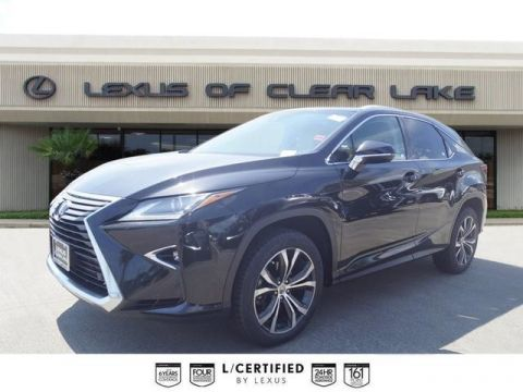 Certified Pre-Owned 2016 Lexus RX 350 NAVIGATION