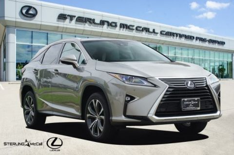 Certified Pre-Owned 2019 Lexus RX RX 350