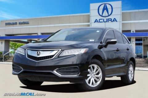 Pre-Owned 2016 Acura RDX AcuraWatch Plus Pkg