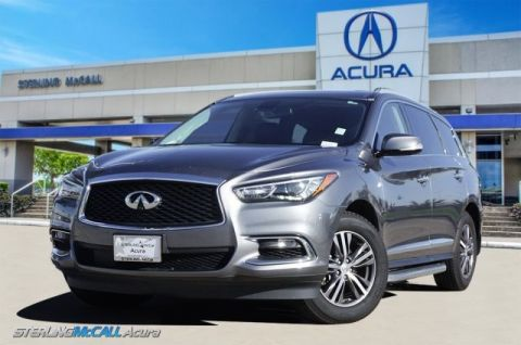 Pre-Owned 2017 INFINITI QX60