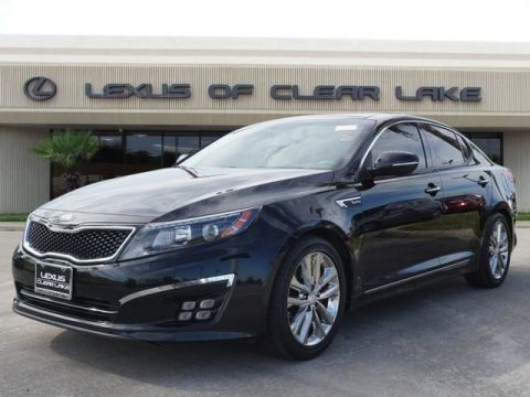 Pre-Owned 2014 Kia Optima SXL Turbo