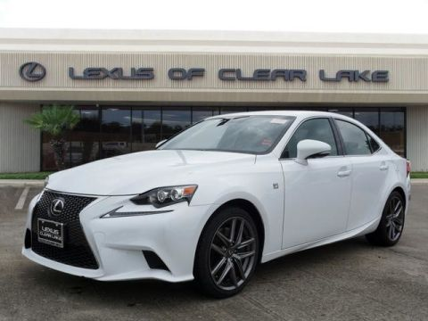 Pre-Owned 2016 Lexus IS 200t FSPORT
