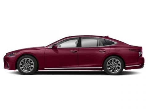 New 2020 Lexus LS 500 SPECIAL EDITION LS 500 Inspiration Series