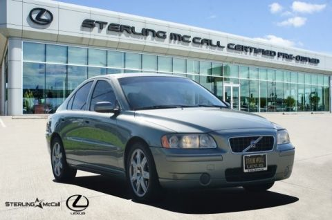 Pre-Owned 2006 Volvo S60 2.5L Turbo